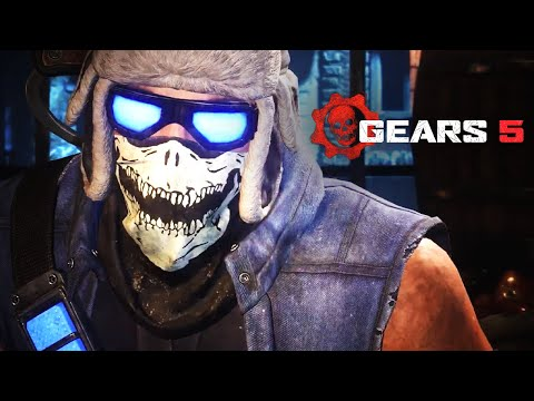 Gears 5: Operation 3 Carmine - Official Release Trailer