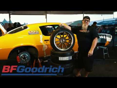 #48HourCamaro - Discount Tire Mounts BFGoodrich Tires on Forgelines
