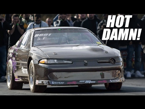 World's Fastest Quarter-Mile Mitsubishi | DragTimes com Drag