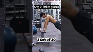 How to do Push ups for Beginners #shorts