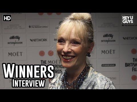 Lindsay Duncan   British Independent Film Awards 2013 Winners Room