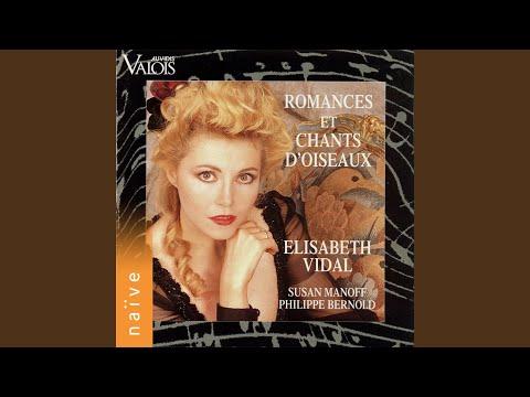 Parysatis: Le rossignol et la rose (Arr. for Voice and Piano) mp3