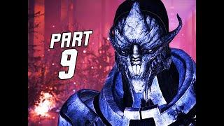 Mass Effect Legendary Edition Gameplay Walkthrough Part 9 - The Choice (PS5 4k)