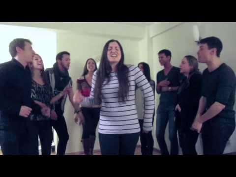 "BLACKOUT (NYC A Cappella) Presents ""I Knew You Were Trouble"" by Taylor Swift"