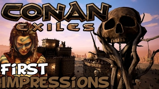 """Conan Exiles First Impressions """"Is It Worth Playing?"""""""