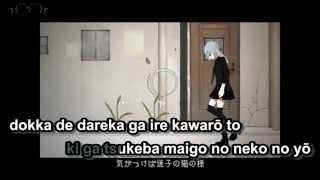 Video 【Karaoke】 clock lock works 《on vocal》 Hachi / Miku download MP3, 3GP, MP4, WEBM, AVI, FLV Maret 2018