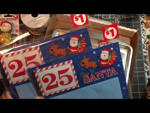 Thrill of the haul thursday - Dollar General - Christmas