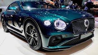 BENTLEY Continental GT '19 - W.O. 100th - Full Review -  Geneva Motor Show 2019