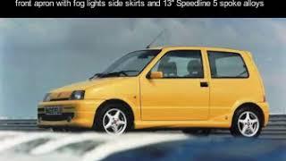 Fiat Cinquecento from (1991 to 1998)