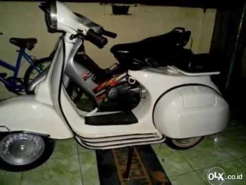 Dijual Vespa Sprint Jakarta Timur 1973 Youtube