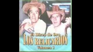 ESPERANDO LA MUERTE. Los Relicarios. Grandes éxitos de la musica popular y de cantina