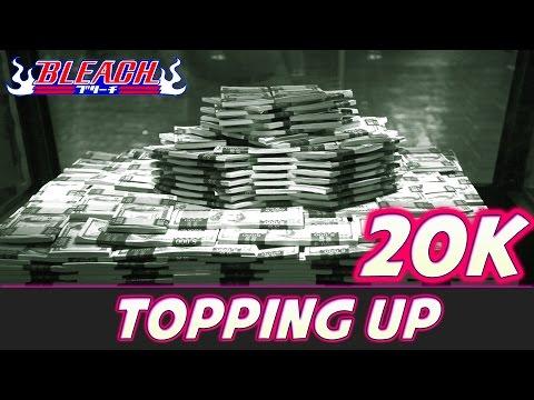 Bleach Online | Reign of Kaizer | 20K Top-Up