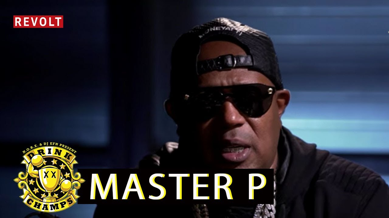Master P talks Nipsey Hussle, Suge Knight, No Limit Records, the music business & more.|Drink Ch