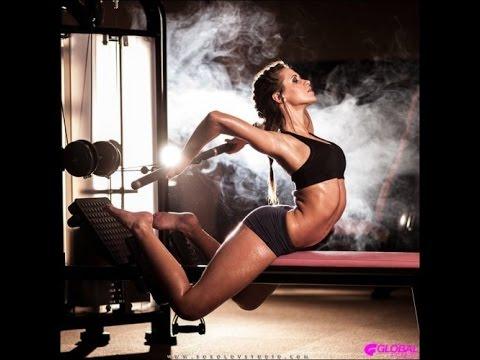 Мотивация для женщин и музыка для фитнеса  Музыка для тренировки