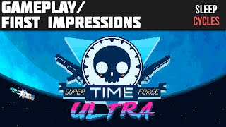 Super Time Force Ultra (PC) - Gameplay/First Impressions!