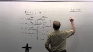 EGGN 281 Lecture 15 - Op-Amp Applications (cont.)