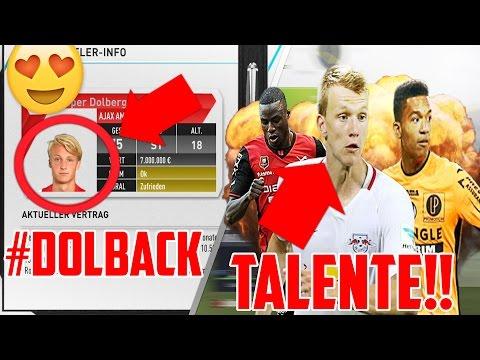 DOLBERG BEI MARSEILLE!?? - GENIALE TALENTE GEHOLT!!!  | FIFA 17: OLYMPIQUE MARSEILLE STG KARRIERE #1