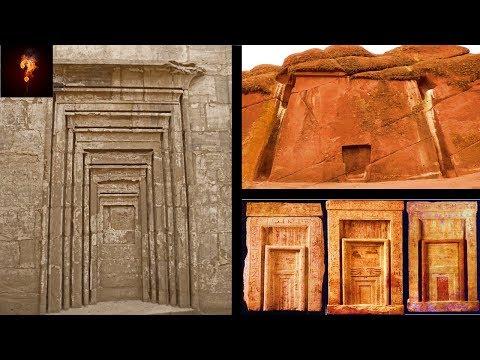 Multi-Dimensional Portals Found All Over Earth?