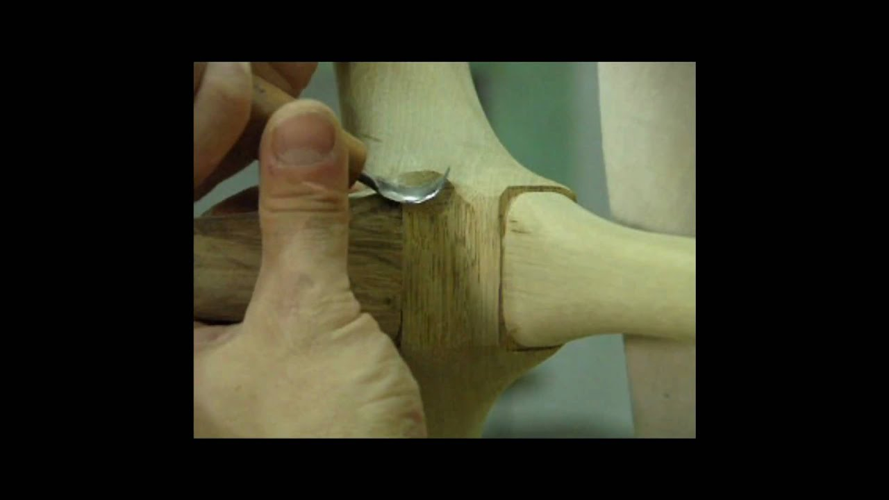 Chair and Table Joinery-Woodwork Master Series - YouTube