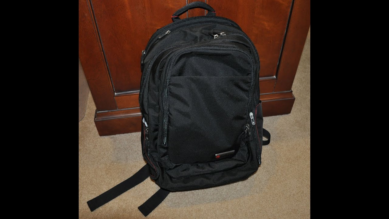 ecbc B7103 Lance Daypack Review   Giveaway - YouTube 4c96663e92