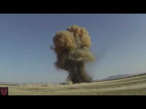 Military | EOD Explosions