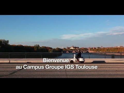 GROUPE IGS TOULOUSE ǀ Bienvenue sur le campus toulousain du Groupe IGS !