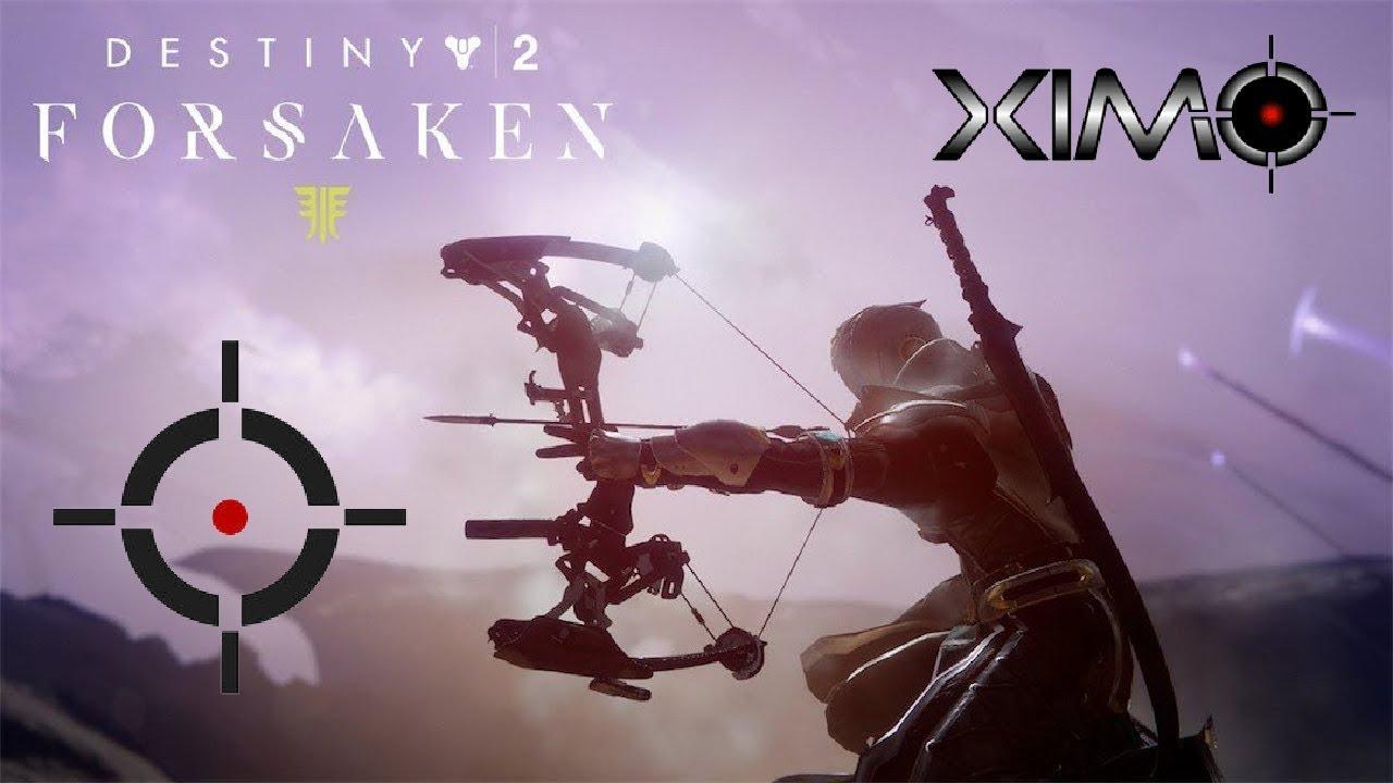 Xim Apex Destiny 2 Precision Aim Settings