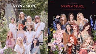[TWICE] MORE & MORE CONCEPT PHOTO 1,2차 공개  MIX