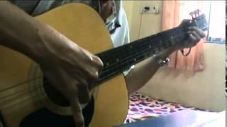 RHYTHM OF THE RAIN - Guitar Solo