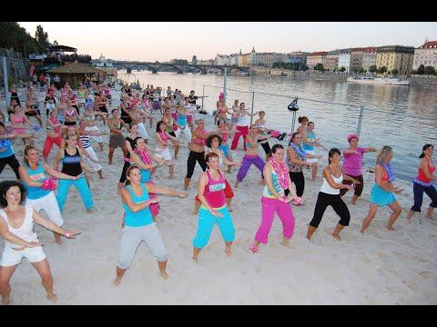 1. Zumba®  BEACH PARTY in Prague-Czech Republic