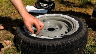 Как правильно красить диски (Влог # 1)