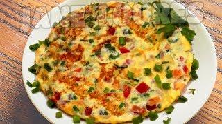 Como Fazer um Omelete Recheado