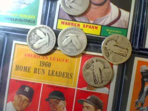 Carson City Morgan Dollar Plus Junk Silver Coins