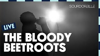Repeat youtube video The Bloody Beetroots - Warp - Live