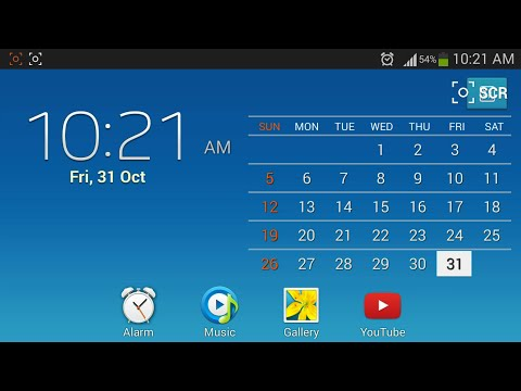 Android OS Clock Review : Alarm, World Clock, Stopwatch, Timer, Desk Clock