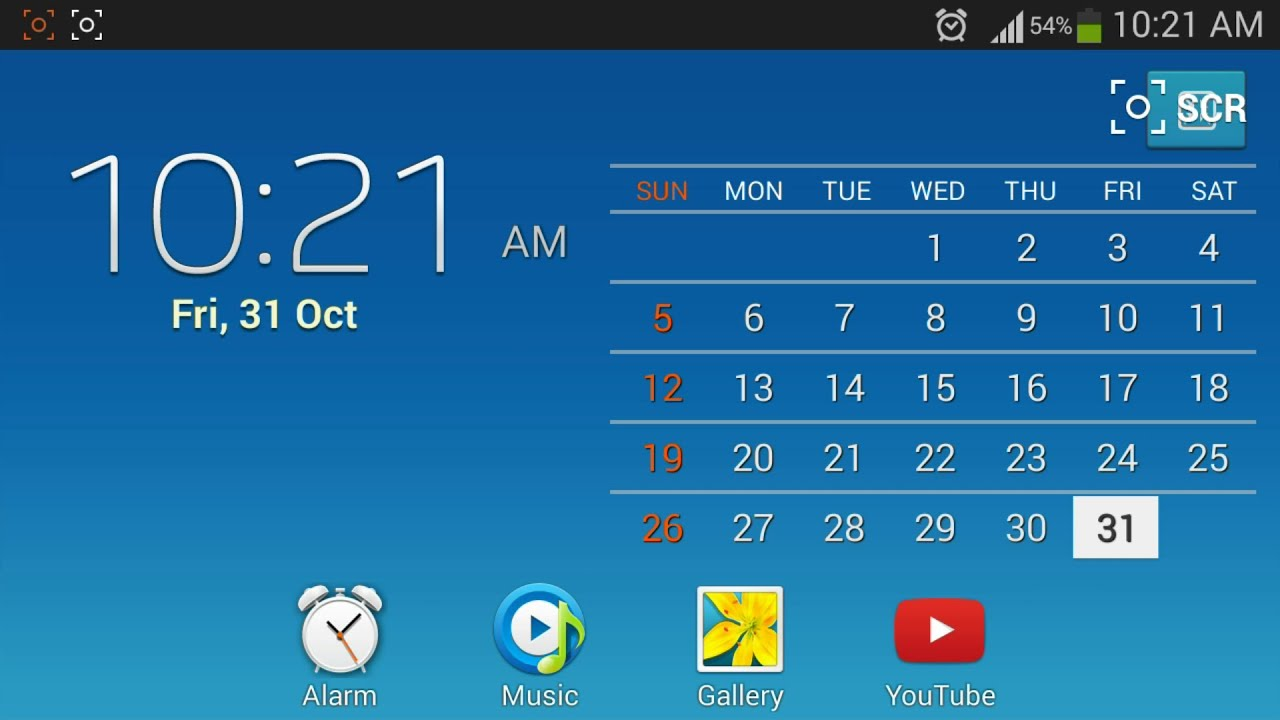 Android OS Clock Review : Alarm, World Clock, Stopwatch ...