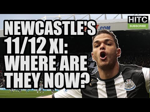 Newcastle's 11/12 XI That Finished FIFTH: Where Are They Now?