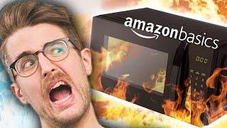 Amazonbasics is DANGEROUS!?