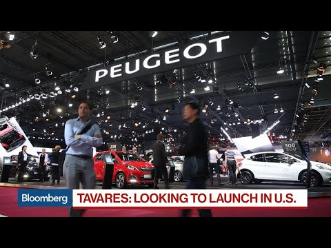 We Are Looking To Expand In U.S., India, Russia, Says Peugeot's Tavares