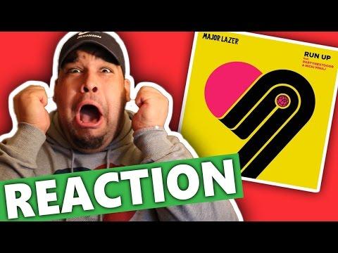 major-lazer---run-up-(feat.-partynextdoor-&-nicki-minaj)-reaction