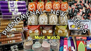 Come With Me To * 2 * Dollar Trees | PHENOMENAL New Items| WOW! July 7