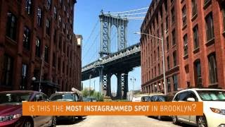 The Most Instagrammed Spot In Brooklyn?