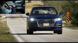 2017 Audi Q5 [ESSAI VIDEO + Subtitles] : reçu Q5 sur 5 (impressions, avis, prix, performances)