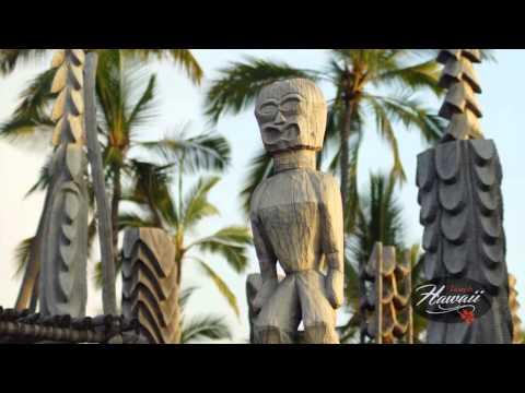 Hawaii's Ancient City of Refuge, Pu'uhonua o Honaunau National Historic Park