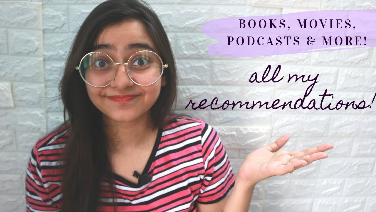 All My June Recommendations 📚movies, books, courses and more!
