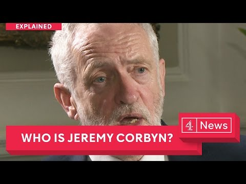 Jeremy Corbyn: Who is he? (Profile + Interview)