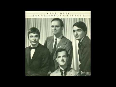 Kraftwerk - Trans-Europa Express (Full Album + Bonus Tracks) [1977]