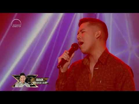 Enrique Iglesias - Escape - Adrian - Factor X Bolivia 2019