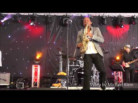 Trinity - Jackiem Joyner at 2. Algarve Smooth Jazz Festival (2017)