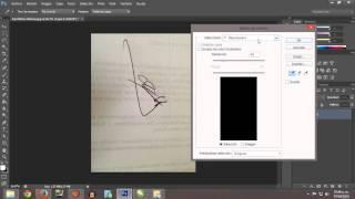 Tutorial como extraer firmas y vectorizarlas con photoshop